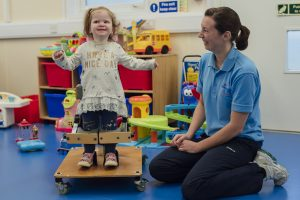 Cerebral Palsy in Children, Global Developmental Delay Treatment